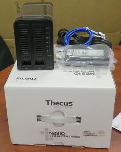 Thecus - Technology N2310 2-bay External Network Storage (NAS) RAID HDD