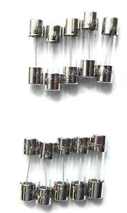 Fuse 4a 20mm LBC Antisurge Glass T4A L 250v Time Delay T4 L 250v   x10pcs