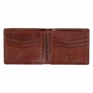 Men's Leather Bi Fold Wallet by Gentlemen's Hardware