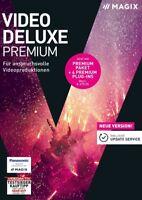 MAGIX Video Deluxe Premium 2018