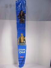 WWF 1999 Inflatable Baseball Bat Stone Cold Undertaker Rocky Maivia Rock Mankind