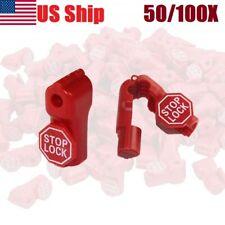 50100x Retail Security Stop Lock Detacher Key Ask 6mm For Help Hook Anti Theft