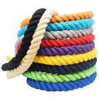 Ravenox Twisted Cotton Rope Spools - Soft, Natural Cordage - Custom Colors