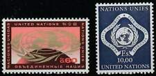 Nations Unies - Geneve postfris 1970 MNH  9-10 - Divers UN