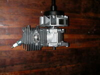 Stihl FS56RC complete Engine Block OEM, off of brand new trimmer, w/ clutch, etc