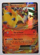 Blaziken EX - XY54 - Ultra Rare Promo Pokemon Card