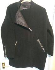 M & S limited edition black coat / jacket uk 14 bnwt