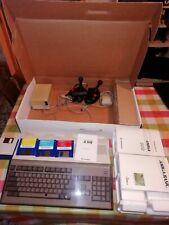 COMMODORE AMIGA 500 IN BOX ORIG + a501 RAM EXPANSION 80 VINTAGE- RETROCOMPUTER