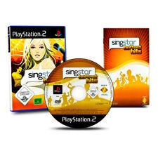 Playstation 2 - PS2 Jeu Singstar Hottest Hits sans Micro dans Emballage
