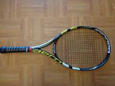 "Babolat Aero Drive 26 Junior 100 head small ""0"" grip Tennis Racquet"