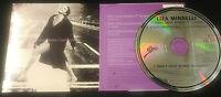 Neuware Maxi CD Pet Shop Boys Liza Minelli Don´t Drop Bombs 3 Mixes CBS 1989 New