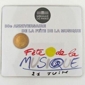 France, 2 Euro 2011 BU, 30ème Anniversaire de la Fête de la Musique Euros France