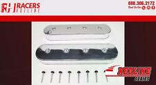 Racers Hotline GM LS Series Aluminum Valve Cover without Coil Stands Polished
