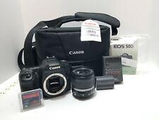 Canon EOS 50D 15.1MP Digital SLR Camera body + Some Accessories SEE DESCRIPTION