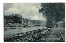 CPA- Carte postale-Belgique-DinantVue de la rive gauche en aval  VM18532