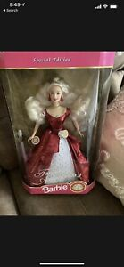 Mattel 1997 Target 35th Anniversary Barbie Doll Exclusive 16485E97 NOS Brand New