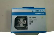 Shimano SPD Pedals PD M324 New