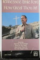 1993 cema TENNESSEE ERNIE FORD How Great Thou Art Hymns CASSETTE TAPE BRAND NEW