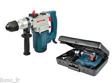 Marteau perforateur SDS + Fonction marteau piqueur 1500 W Energie 4 J