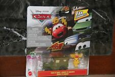 "DISNEY PIXAR CARS 3  ""TEAM 95 SARGE - FAN FAVORITE""  NEW IN PACKAGE, SHIP WW"