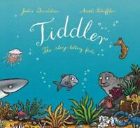 Tiddler Gift-ed by Donaldson, Julia, NEW Book, FREE & Fast Delivery, (Board book