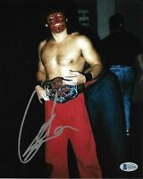 WWE NJPW THE GREAT MUTA HAND SIGNED AUTOGRAPHED 8X10 PHOTO WITH BECKETT COA 2