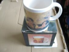 World Bazaars ,  Cherubins / Angels ,  Ceramic Coffee Mug/Cup & Original Box
