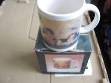 World Bazaars ,  Cherubins / Angels ,  Ceramic Coffee Mug/Cup & Original Box