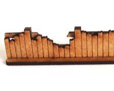 Blotz B20WF102 20mm (1/76-1/72) MDF Plank Fences (Damaged)