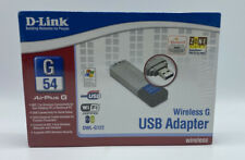 NEW SEALED D-link DWL-G122 Airplus G 802.11g Wireless G Wi-Fi USB WiFi Adapter