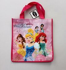 "Disney Reusable Bag ""Ethereal Beauty"" Princess Pink Eco Friendly Tote"
