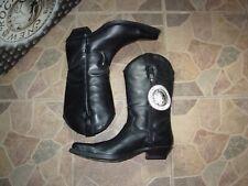 Oryginal Spanish Cowboy biker western boots by New rock  11 uk 45 eu