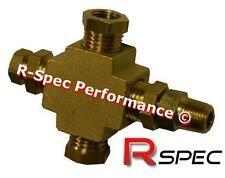 Multi Oil Temp / Pressure Gauge Sensor Adaptor For Nissan 200SX 300ZX S13 S14