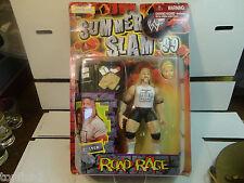 WF Summer Slam '99 Road Rage, Jakks Pacific, 1999 Titan Sports (New/Old Stock)