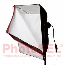 PhotoSEL SBPR4X6 40 x 60 cm SOFTBOX per LS21E52 Softbox Kit Illuminazione Set di luce