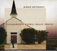 BIAGIO ANTONACCI - Chiaramente visibili dallo spazio (2019) CD