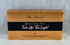 TOO FACED Born This Way Turn UP The Light Highlighting Palette - DEEP NIB