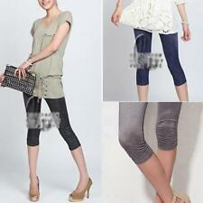 Cotton Blend Hand-wash Only Pants for Women