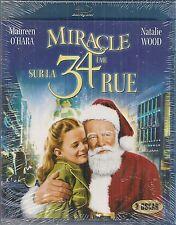 "Blu Ray ""Miracle sur la 34ème rue"" -Maureen O'hara   NEUF SOUS BLISTER"