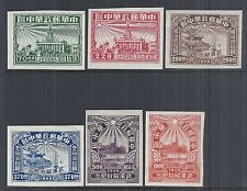 1949 PRC Central China 6L57-6L62, Liberation of Hankhow, Wuchang, Hanyang - MH*