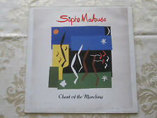 SIPHO MABUSE - CHANT OF THE MARCHING - ORIGINAL 1989 VIRGIN RECORDS STUDIO ALBUM
