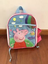 Peppa Pig Lunch Bag Backpack