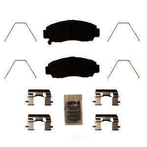 Disc Brake Pad Set Front WD Express 520 15060 032
