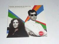 Mark Ronson & Katy B - Anywhere in the world (Promo CD Single)