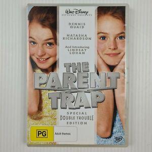 The Parent Trap DVD - Lindsay Lohan - Region 4 - Walt Disney - TRACKED POST