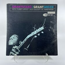 Grant Green - Grantstand Vinyl Record Blue Note BLP 4086