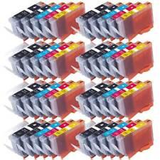 40x Tinte für CANON MG5100 MG5150 MG5200 MG5350 MG5250 MX885 MX715 + Chip