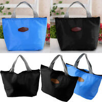 Portable Picnic Insulated Food Storage Box Tote Lunch Bag Storage Carry Tote KK