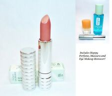 NEW IN BOX Clinique Lipstick BABY KISS W/Remover, Mascara & HAPPY Parfum