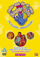 Finger Tips-One With Baloony Boogie  (UK IMPORT)  DVD NEW